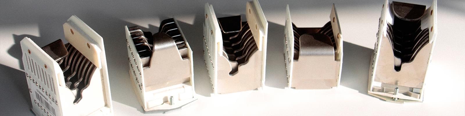 assemblage de composants m talliques minifaber. Black Bedroom Furniture Sets. Home Design Ideas