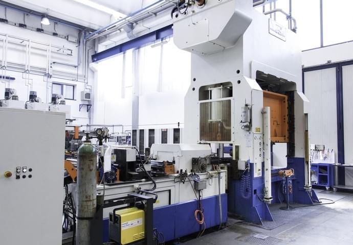 Machines de cisaillement de métaux 1