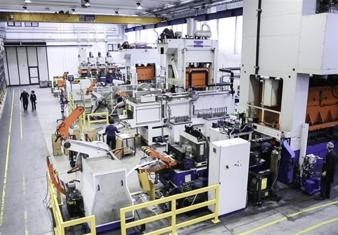 Machines de cisaillement de métaux 3