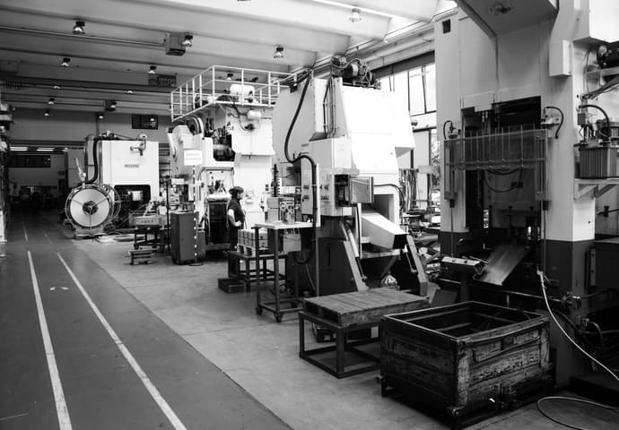Machines de cisaillement de métaux 4