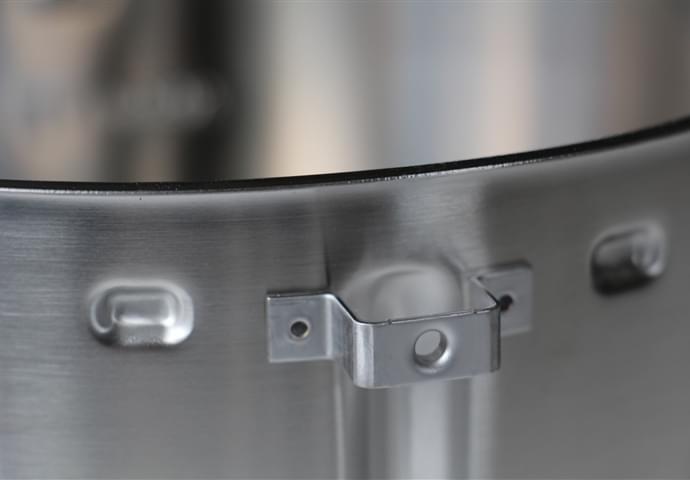 Récipient robot de cuisine