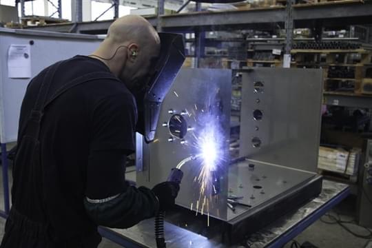 Soudage des métaux 2