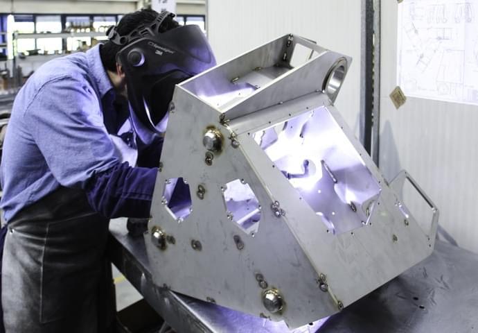 Soudage des métaux 7